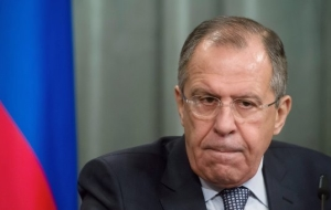 Lavrov holds talks with President of Cyprus