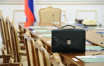 Putin has reduced the number of staff of various ministries and departments