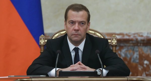 Dmitry Medvedev live will summarize the year