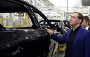 Medvedev took the decision to continue programs of support of demand for cars for 2016