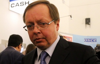 Lukashevich: the OSCE is the best platform for dialogue on security issues