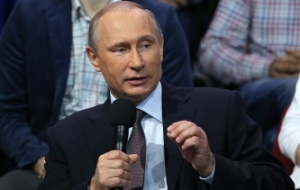 "On the ""big"" press conference Putin accredited a record number of journalists – 1390"