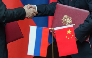 Russia and China signed a number of cooperation documents