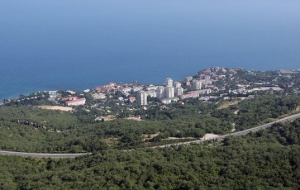 "The auction for the sale of the sanatorium ""foros"" in the Crimea will be held on December 30"