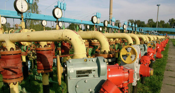 Ukrtransgaz: Ukraine increased its bid to import gas from Europe