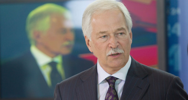 MP: Gryzlov will be able to Express themselves as efficiently as possible
