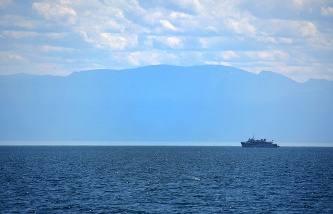 The Chinese company will export drinking Baikal water to China