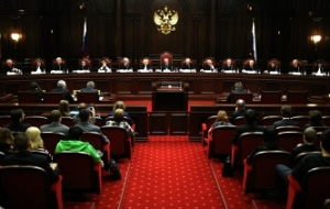 Putin signed a law allowing the COP to admit unenforceable the judgment of the ECtHR
