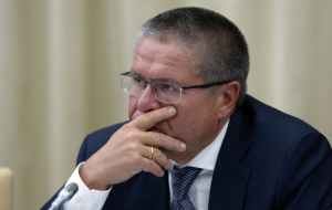 Ulyukayev sees risks to Russia's economy is in high volatility of the ruble