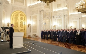 The Communist party welcomes Putin's message in part of the fight against terror
