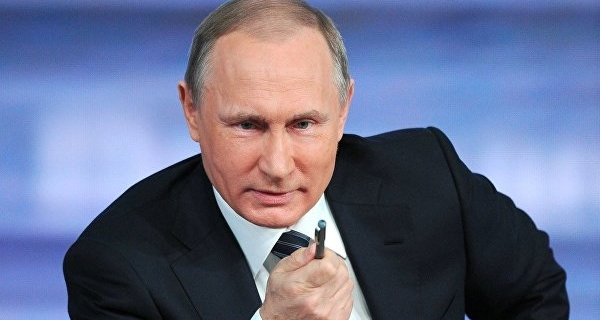 """Putin: fees from the system """"Platon"""" 100% go to the road funds of Russia"""