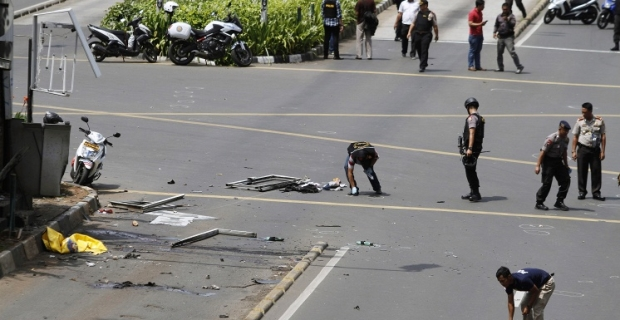 Zakharova: information about the affected Russians in the explosion in Jakarta was not received