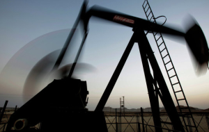 Oil prices fall after strong growth ahead