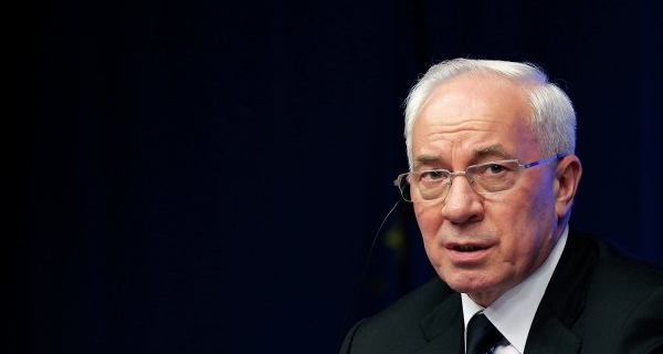 Azarov on the words Poroshenko about the FTA with the Russian Federation: difficult to come up with something dumber