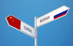 "Russian-Chinese economic relations on the ""Laws of war"""