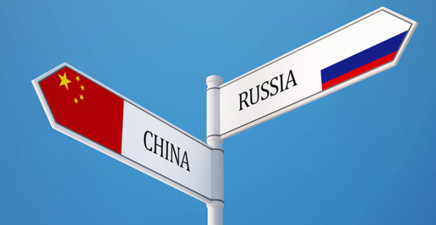 """Russian-Chinese economic relations on the """"Laws of war"""""""