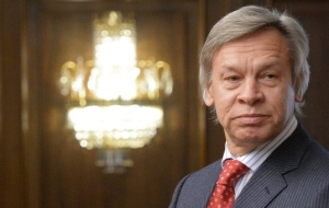 Pushkov: PACE is the position of Russia depends on the opinion of the European Union