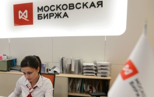 The share market of the Russian Federation falls to 5-6,5% on the index after oil and the ruble