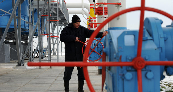 The head of Naftogaz did not exclude the purchase of gas in Russia due to frost