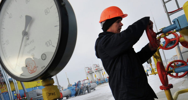 Kiev will put Gazprom account for gas transit under the old rates