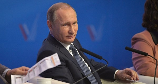 Putin: it is necessary at an early stage to eliminate the conflict of interests of civil servants