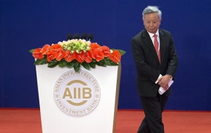 The AIIB will lend only in US dollars
