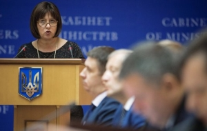 Jaresko: IMF acknowledged that the budget meets program goals