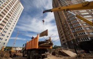 The price of an apartment in the secondary market in Moscow has fallen below $100 thousand