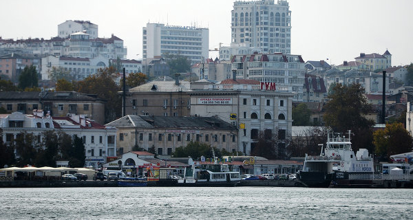 Menyailo wants to create in Sevastopol port hub