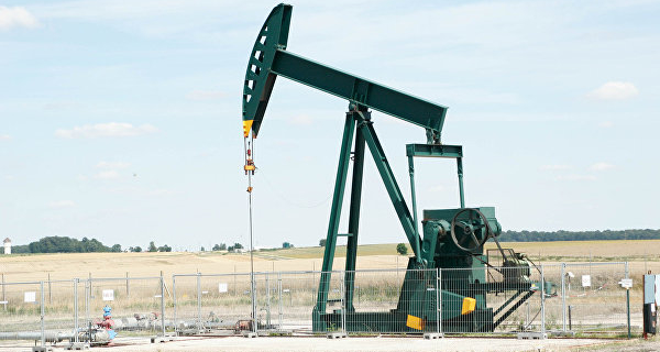 Oil prices changed multidirectional