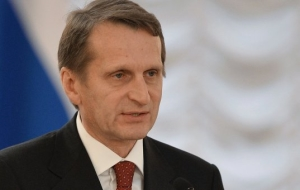 Naryshkin said that was re-elected to the state Duma in 2016
