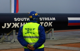 """Gazprom"" has signed the confidentiality agreement via the ""Turkish stream"""