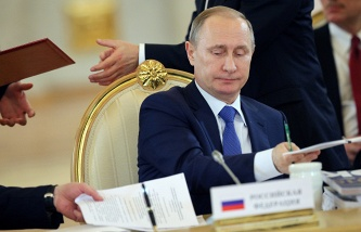 Putin rejected the opinion that he and his policy had changed over the years