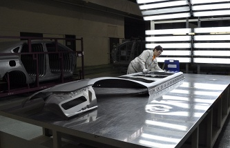 GM-AVTOVAZ starts the conveyor after a corporate holiday