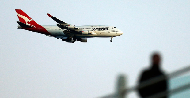 Qantas was the safest airline in the world the 3rd year in a row