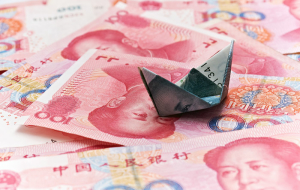 China has strengthened the fight against capital flight