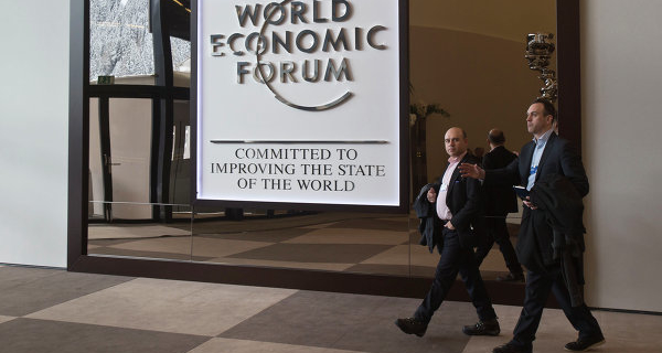 Ministers in Davos had not determined the future of the Doha round of the WTO