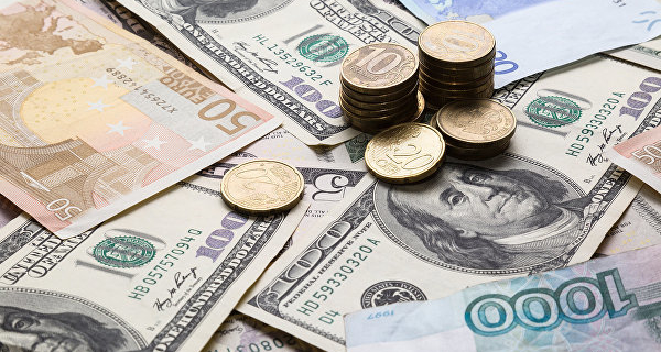 The official Euro for the weekend decreased to 87,23 ruble
