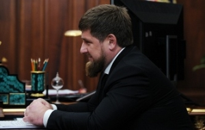 NAC awarded Kadyrov the fight against extremism and terrorism