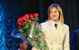Poklonskaya: Crimea the damage from the blackout exceeded 360 million roubles
