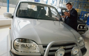 Exports of GM-AVTOVAZ in 2015 decreased by 40%