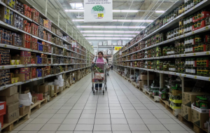 Rosstat: retail turnover in Russia in 2015 decreased by 10%