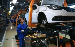 The Ministry awaits the doubling of export of the Russian cars by 2020