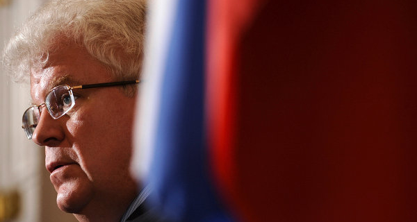 "Chizhov did not rule out the possibility of revival of the project ""South stream"""