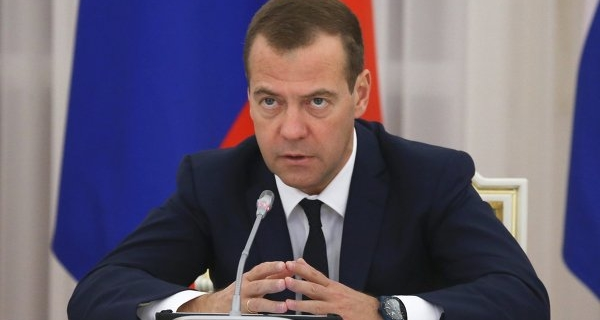 Medvedev: rosresursy should be directed towards the support of import substitution
