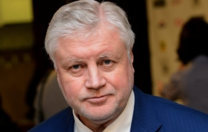 "Mironov, the leader of the CP headed ""the Rating of legislators"""