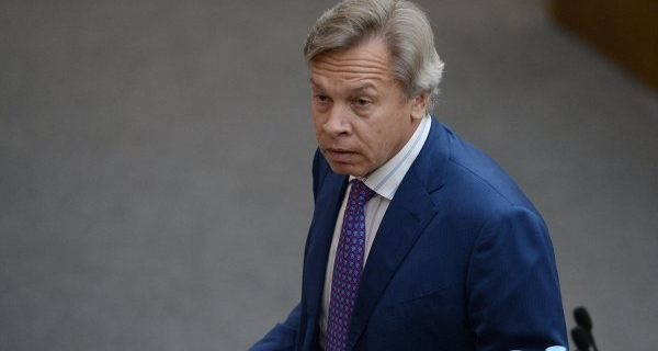 Pushkov does not exclude the possibility of contacts with the new leadership of PACE