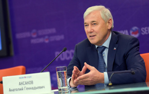 Aksakov predicts a rise in oil prices and the ruble strengthening