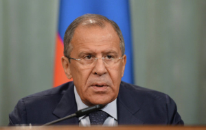 Lavrov: it is necessary to develop Russian-Japanese relations in all areas