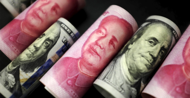 The Central Bank of China this week has poured into the market more than $90 billion